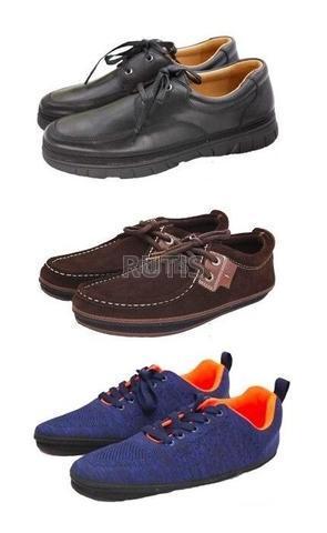 Interchangeable Covers Dress Shoes for Men (C)