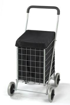 Collabsible Shopping Cart with Liner