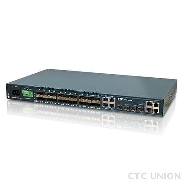L2+ Managed Carrier Ethernet Switch with SyncE - MSW-4424CS
