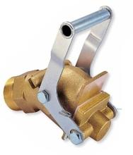 Brass Heavy Duty Drum Gate Valve