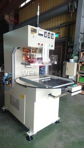 Professional Compact Design Blister Packing Machine
