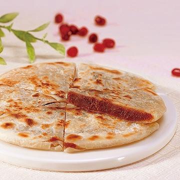 Red Bean Pancake