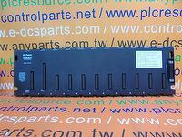 GE FANUC BASE 10 SLOT UNIT IC693CHS391C