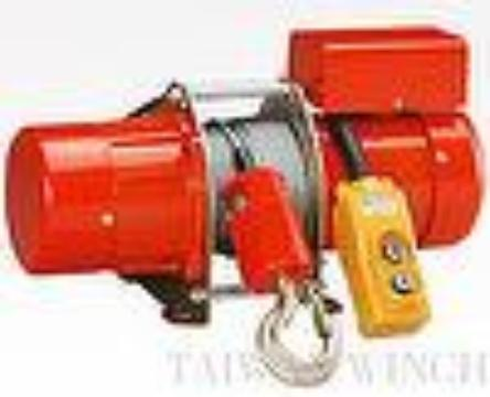 High-Quality Electric Marine Winch with 220V Lifting Motor
