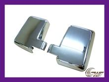 TOYOTA LAND CRUISER 60 70 78 CHROME DOOR MIRROR COVER