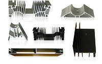 Aluminum extrusion parts, heat sinks, aluminum forging, aluminum extrusions, acc...