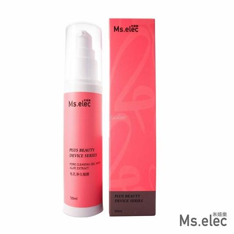 【Ms.elec】 Pore Cleaning Gel With Aloe Extract