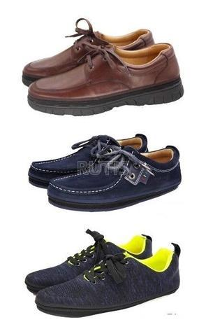 Interchangeable Covers Dress Shoes for Men (B)