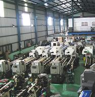 LYS Factory and CNC Machine