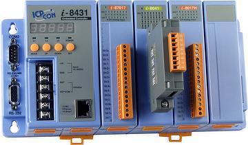 Ethernet embedded controller