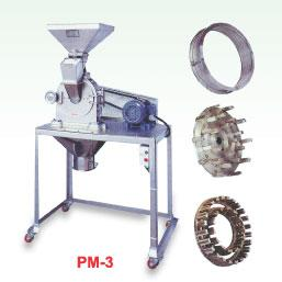 High Speed Pin Crushing Machine