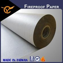 Fire Stop Fireproof Paper