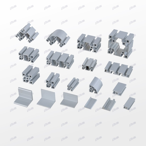 Taiwan Aluminum Extrusion Aluminum Extruded Products