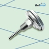 Industrial Grade Bimetal Thermometers with Rear Entry