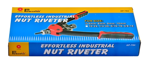 Effortless Industrial Rivet nut tool