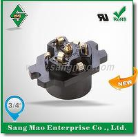 "3/4"" Auto Reset Three Phase Motor Protector for compressor"
