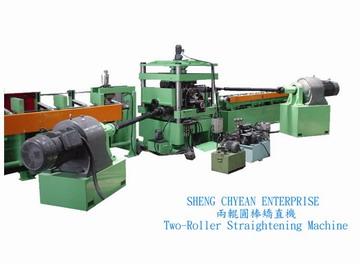 Taiwan Round Bar Straightening Machine | Taiwantrade