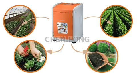 Organic Waste Fertilizer Maker