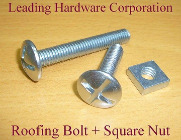 Roofing BoltSquare Nut