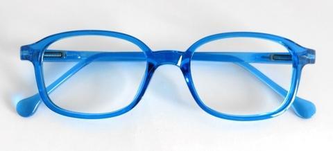 """""""Elliot"""" Blue Temples Selection-Glasses"""
