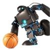 BeRobot Robotic toy 15DOF black
