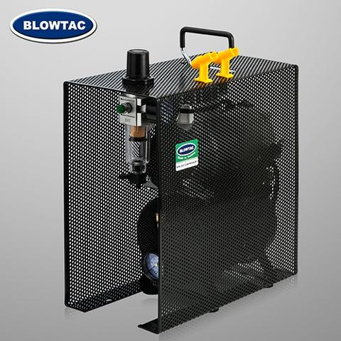 TC-20TSB Single Cylinder Mini Air Compressor with Tank and cover