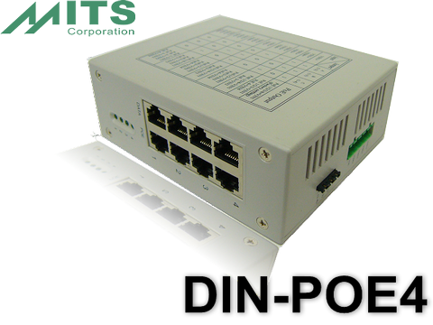 Power of Ethernet for gigabite