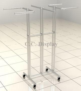 Display Rack  Six Way Rack