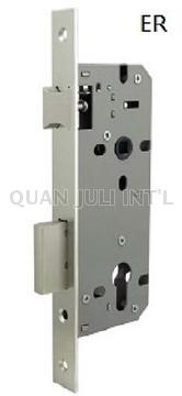 Euro Mortise Lock Case (Lock Body)