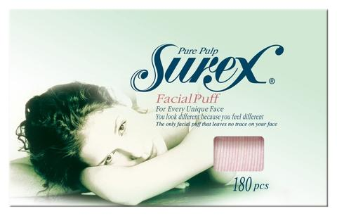 Surex Cosmetic Pad 180pcs