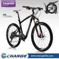"Folding bikes-CHANGE 26"" Folding Mountain Bike DF-602BF, 100% Made in Taiwan Size:21"
