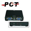 HDMI to 2 Port VGA Converter / Splitter