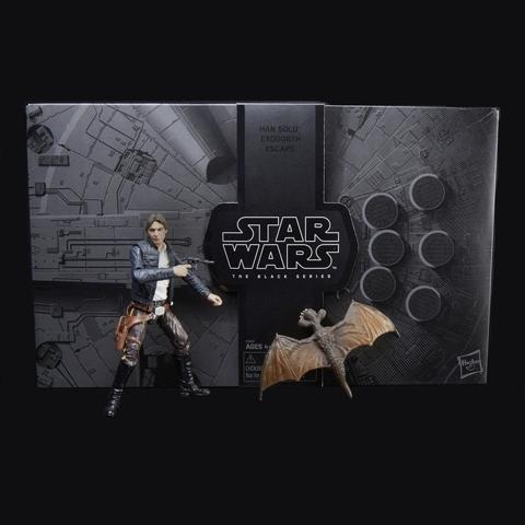 Taiwan Star Wars Black Series 2018 SDCC Exclusive Han Solo
