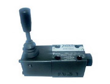 七洋空油压工业股份有限公司   dmg-g02系列 手动换向阀图片