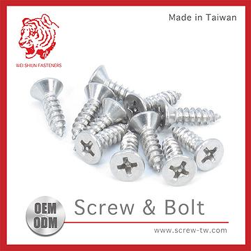 Taiwan Thumb Screw Knurled Hand Tighten Screws Made In Taiwan Wei