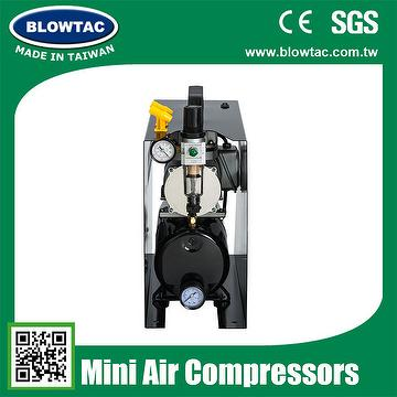 TC-30TS model painting compressor with Tank and cover
