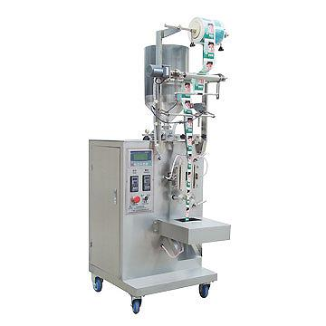 Back Sealing Bag Liquid Packing Machine