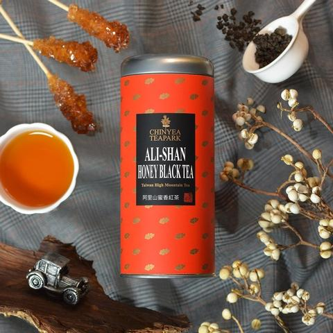 Alishan Honey Black Tea (75g)