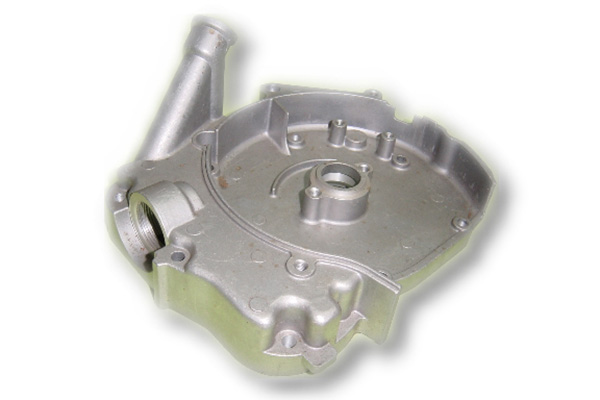 Custom Made CNC Machining Cast Aluminum Part