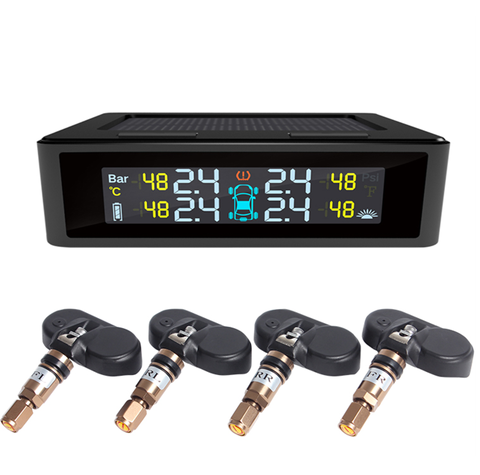 TPMS, Car  Wireless internal Tire Pressure Monitor system internal Digital Monitoring