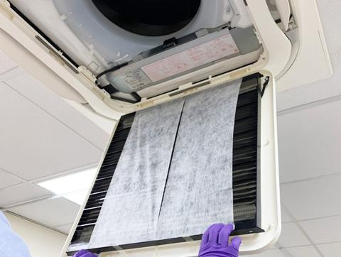 Choosing an ideal AC filter replacement to avoid allergies