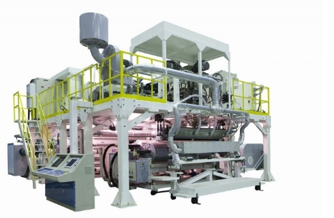 Three Layer Cast Film Making Machine
