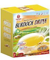 HEALTH CARE TEA-KINGKUNG:TAIWAN BURDOCK DRINK/BURDOCK TEA