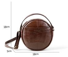 Sweet Lady's style genuine leather  bag