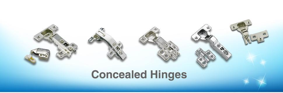 Concealed Hinge - Furniture Accessories for Cabinet