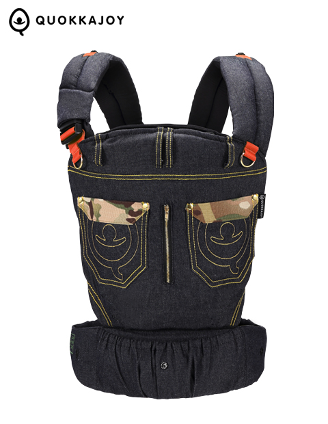 cbfd2678f78c Taiwan Quokkajoy QuoJeans Fashion Baby Carrier Style - Carrot ...