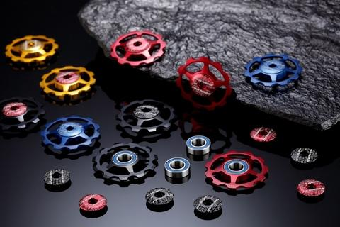 LightWeight Jockey Wheels