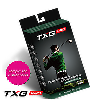 TXG pro compression cushion socks