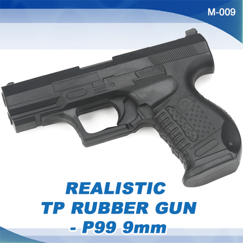 Taiwan TP RUBBER TRAINING GUN - P99 9MM | Taiwantrade