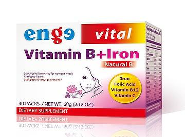 enge Vitamin B+Iron